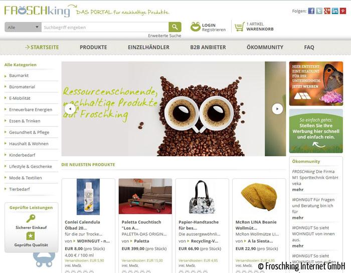 froschking.de