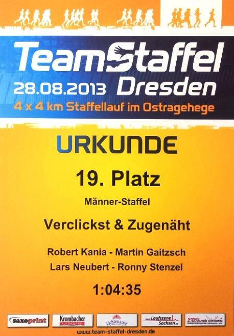 teamstaffel-2013