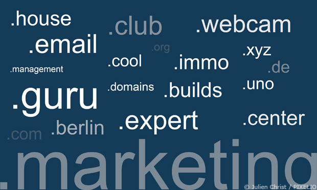 Neue Top Level Domains 2014