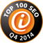 iBusiness TOP 100 SEO Siegel