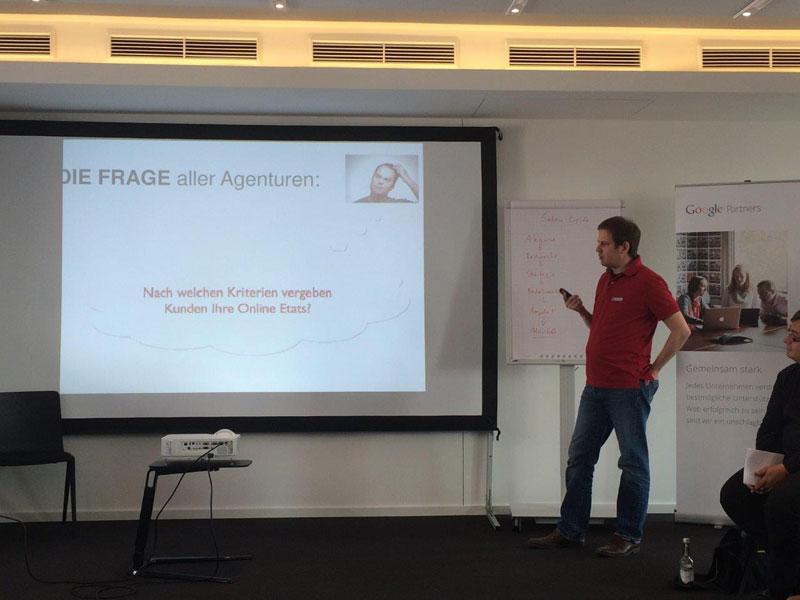Recap Google Sales Masterclass - Agentur Fragen