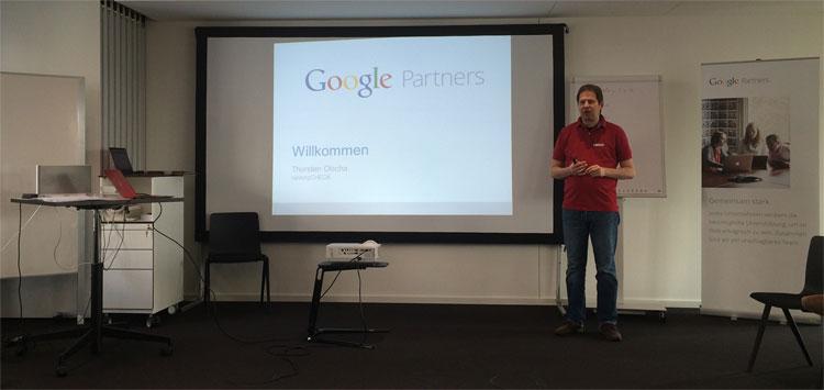 Recap Google Sales Masterclass - Thorsten Olscha