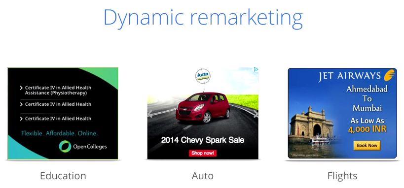 AdWords 2014: Dynamisches Remarketing für alle Branchen
