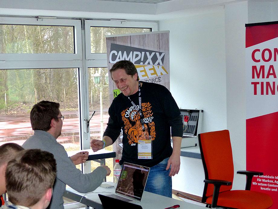 SEO Campixx Recap 2015 - Mario Förster