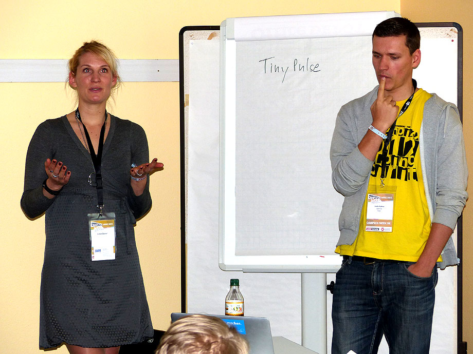SEO Campixx Recap Katrin Diener, Andy Kalies