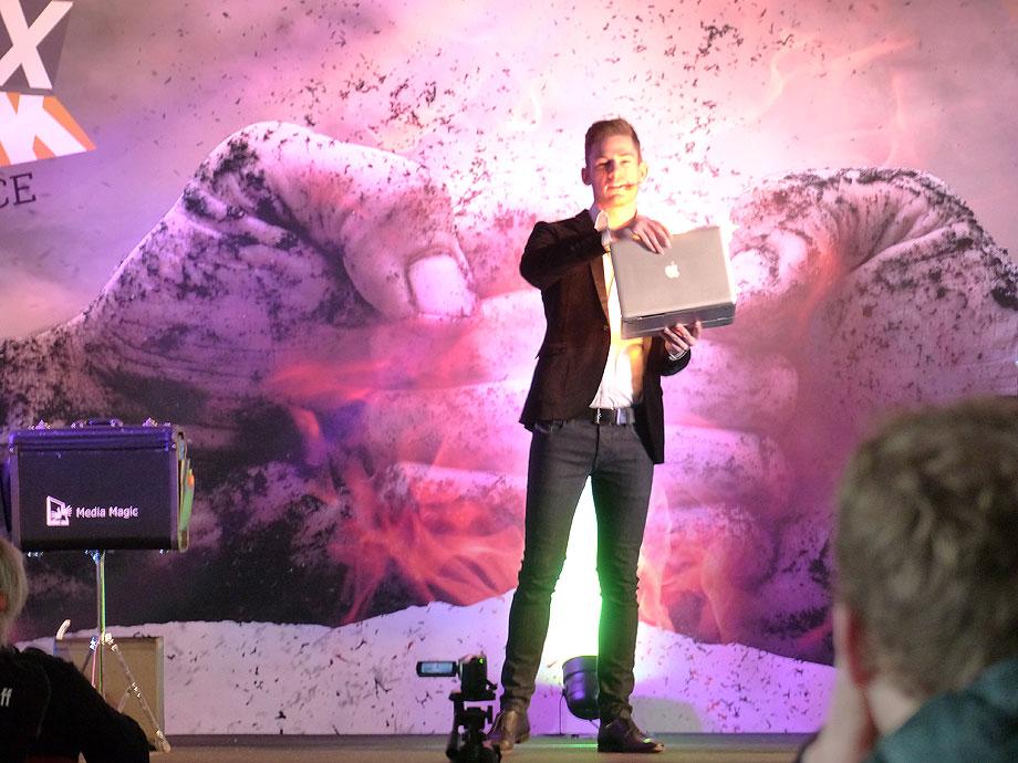 SEO Campixx - Zaubershop mit Andreas Axmann
