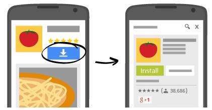 AdWords mobile App Anzeigen