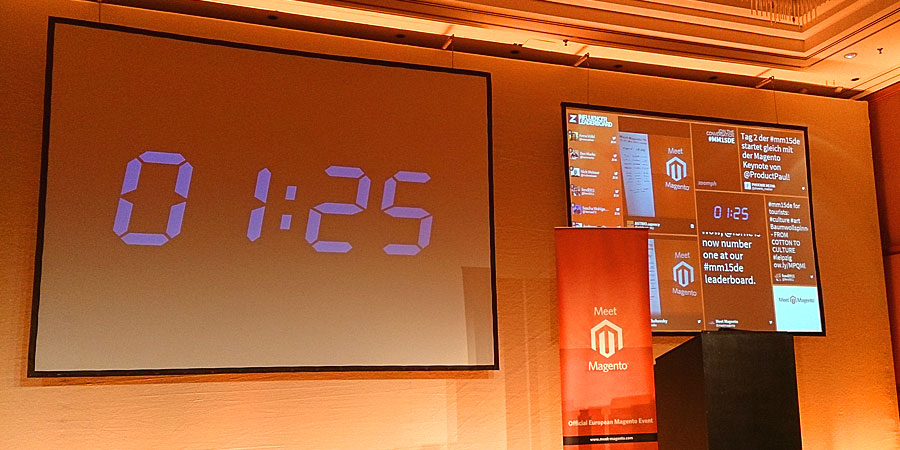 Meet Magento 2015 - Countdown Tag 2