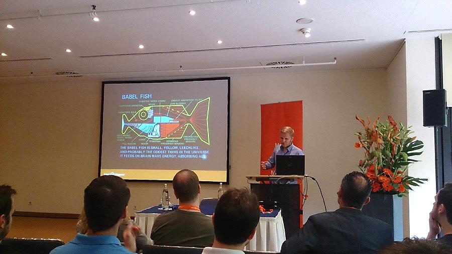 "#mm15de - Konferenz-Raum - ""Babel Fish"" - Tobias Zander"