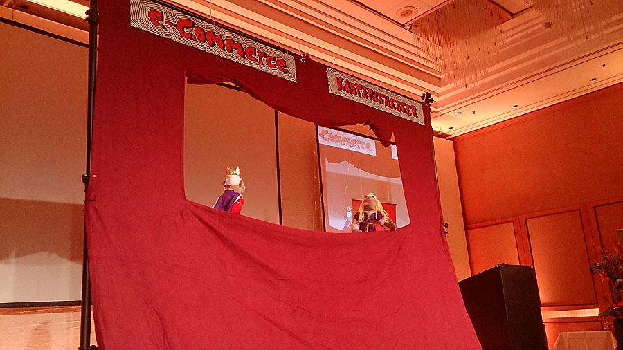#mm15de - E-Commerce Kasperle-Theater - König (Kasperl) und Prinzessin (Frau Meyer)