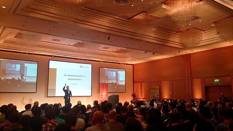 #mm15de - Entwickler-Saal - Keynote - Daniel Hoch