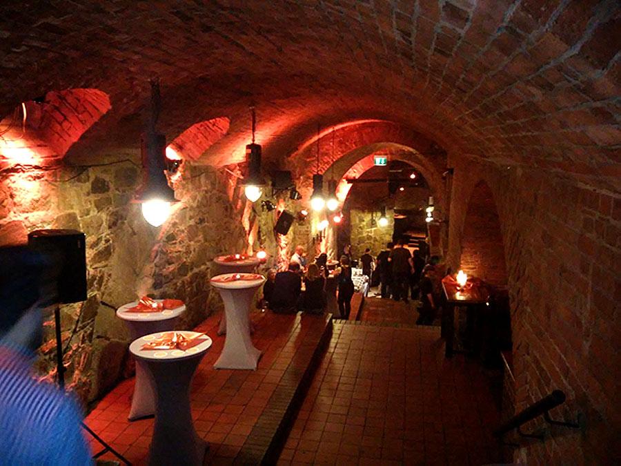 After Show Party  - #mm15de - Location Moritzbastei in Leipzig