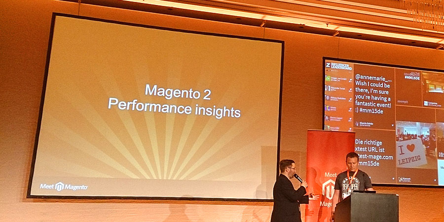 "#mm15de - Entwickler-Saal - Session ""Magento 2: Insight about Performance"" - Max Yekaterynenko"