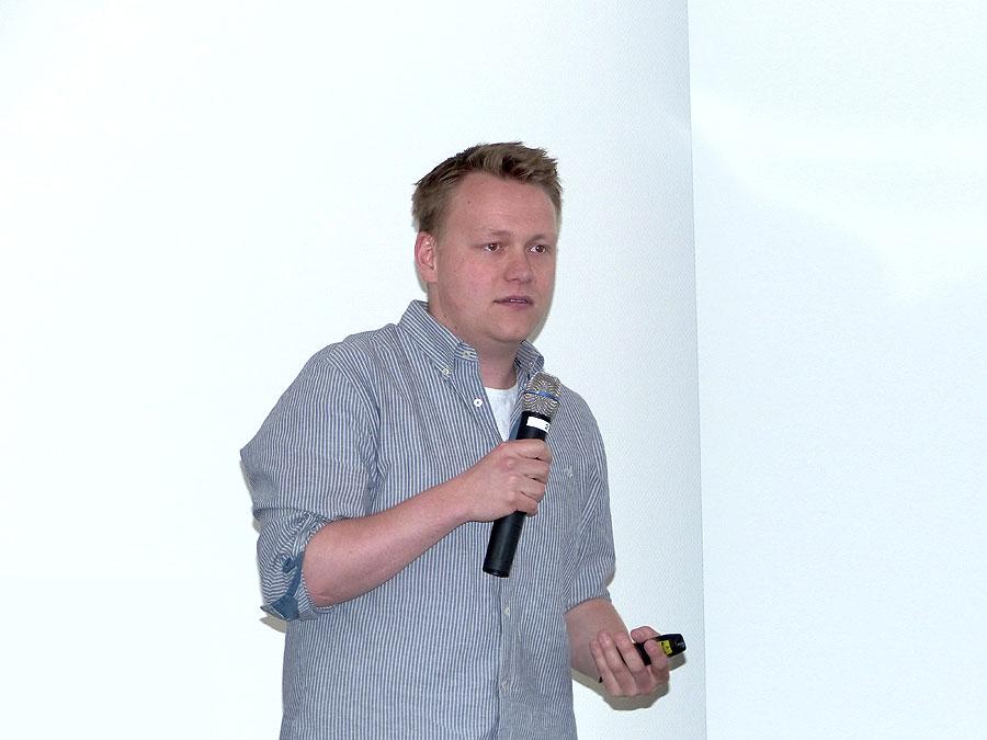 Jan Stranghöner - Hashtag Business SocialMedia Konferenz