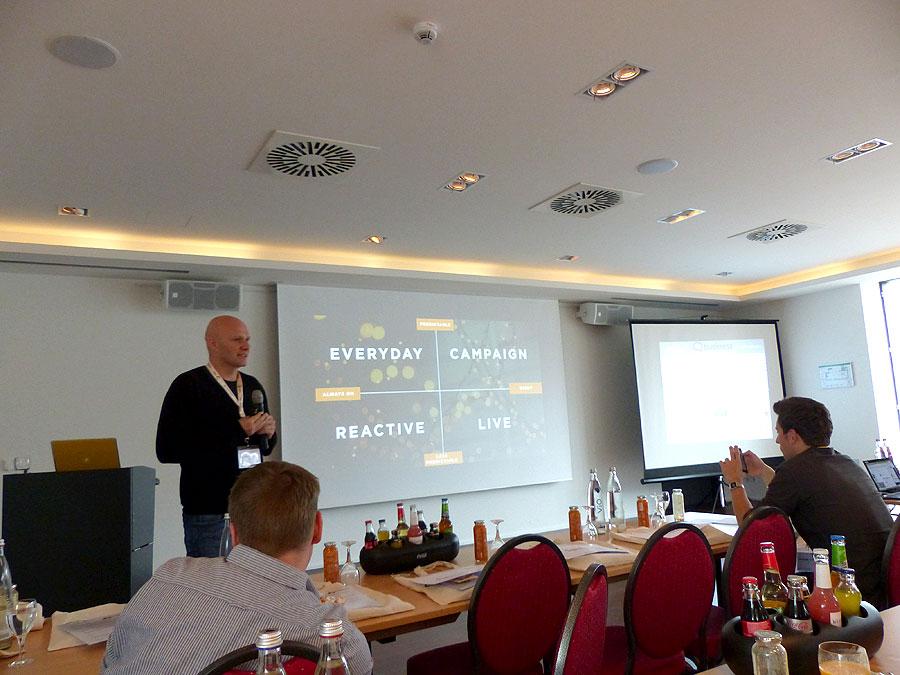 Sascha Welters - Hashtag Business SocialMedia Konferenz