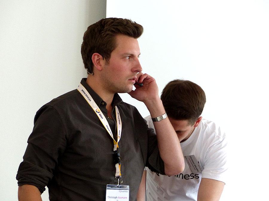 Hashtag Business SocialMedia Konferenz - Christoph Assmann