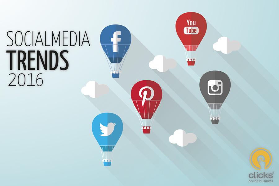Social Media Plattformen