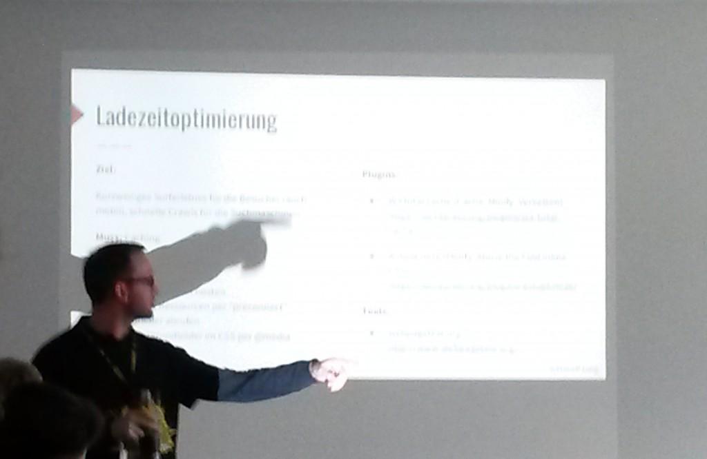 Campixx Präsentation zum WordPress Seo