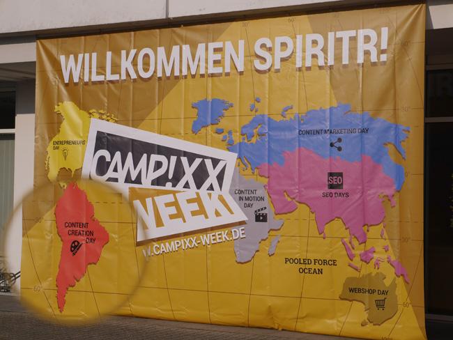Der Content Creation Day am Mittwoch auf der CAMPIXX 2016