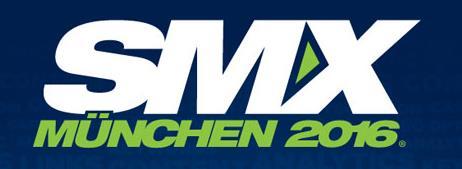 Die SMX 2016 findet in München statt
