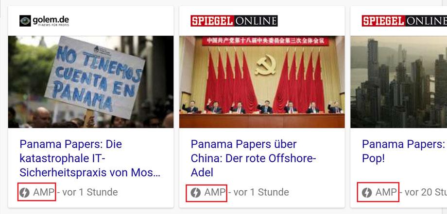 google-amp-karussell-nachrichtenseiten