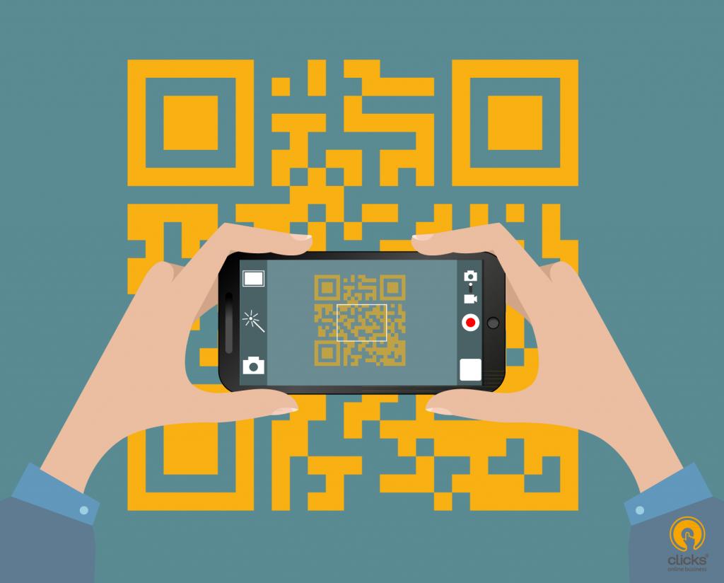 QR Code - Verbindung von Online und Offline Marketing