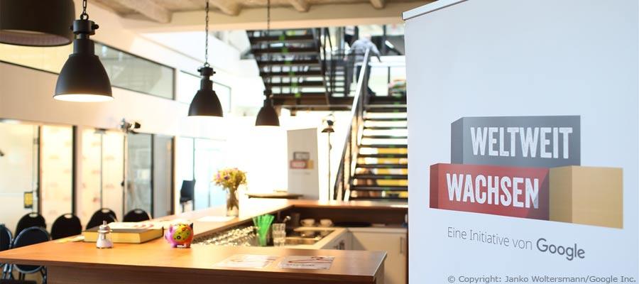 Google Digital Workshops der Initiative Weltweit Wachsen