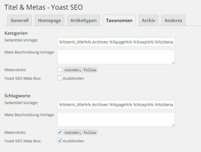 yoast-seo-metas-taxonomien-clicks-blog