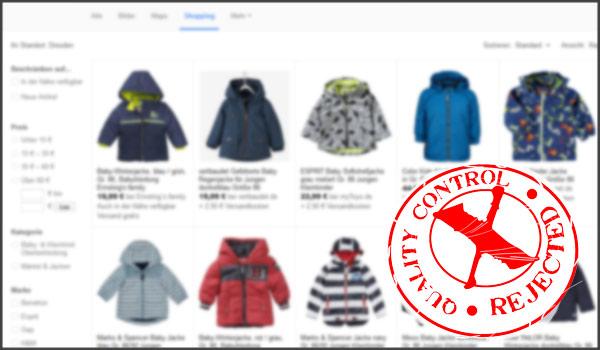 Richtlinien für Google Shopping Datenfeed verschärft