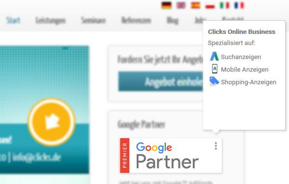 google-partner-spezialisierungen