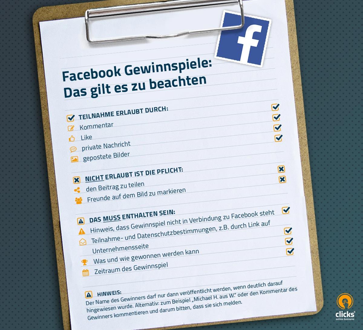 facebookgruppe gewinnspiele verlosung