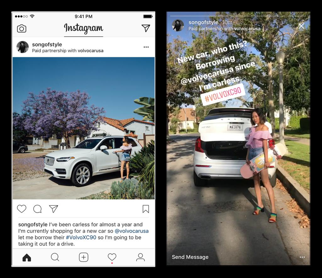 Mehr Transparenz auf Instagram