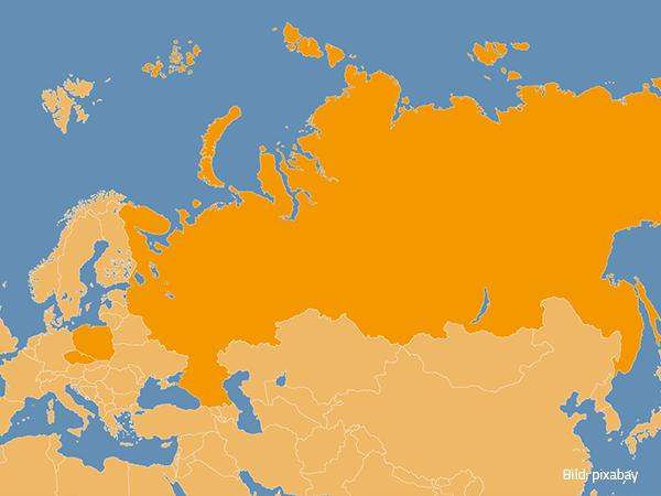 Polen, Tschechien, Russland