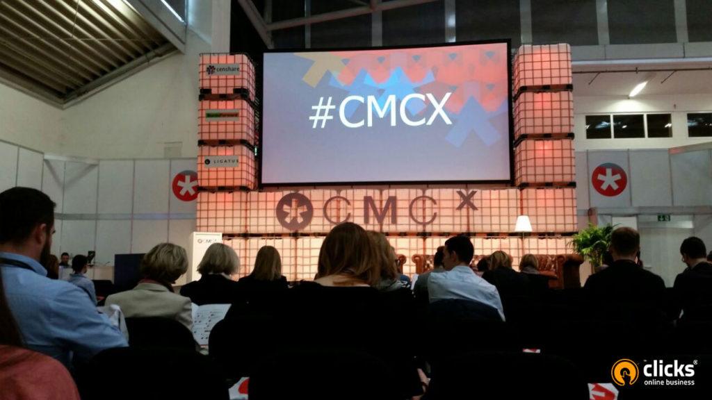 Begrüßung CMCX