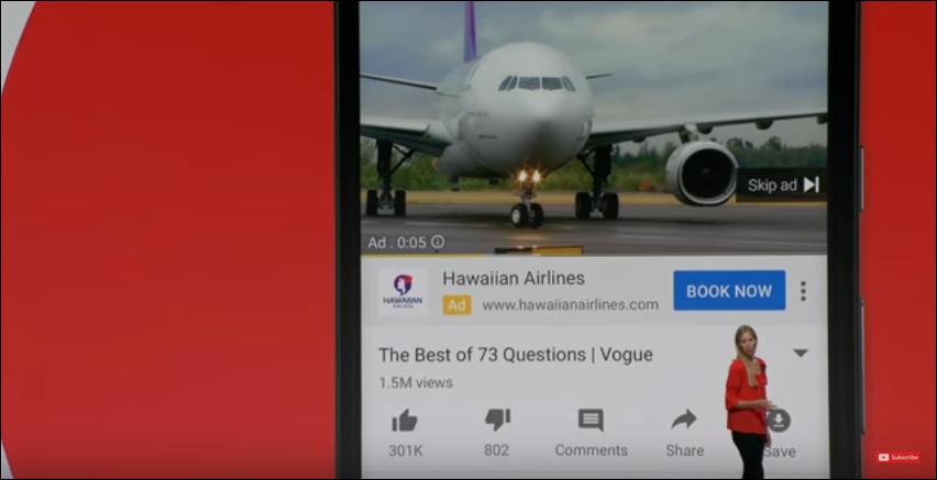 neue YouTube Schaltflächen
