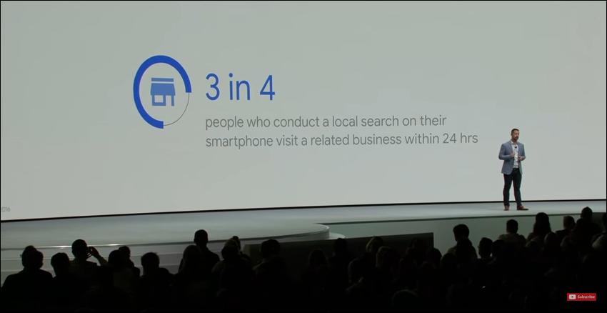 Google lokale Anzeigen