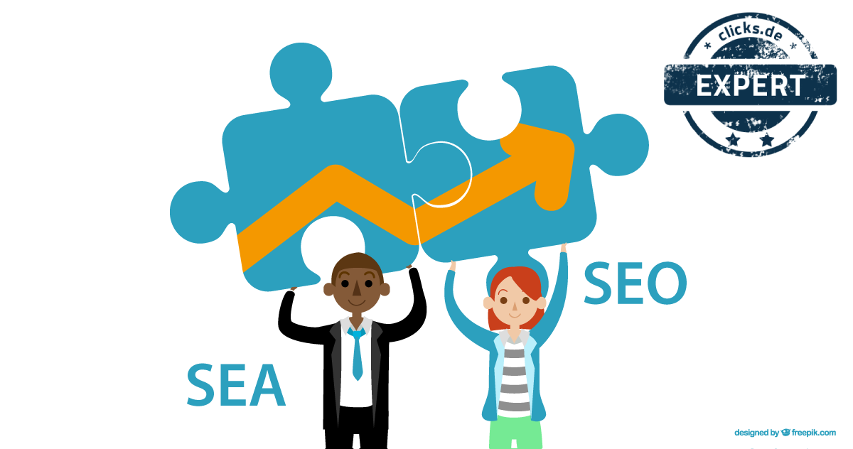 SEO-SEA-Strategie