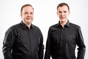Christoph Schöne und Herbert Buchhorn, Geschäftsführung Clicks Online Business