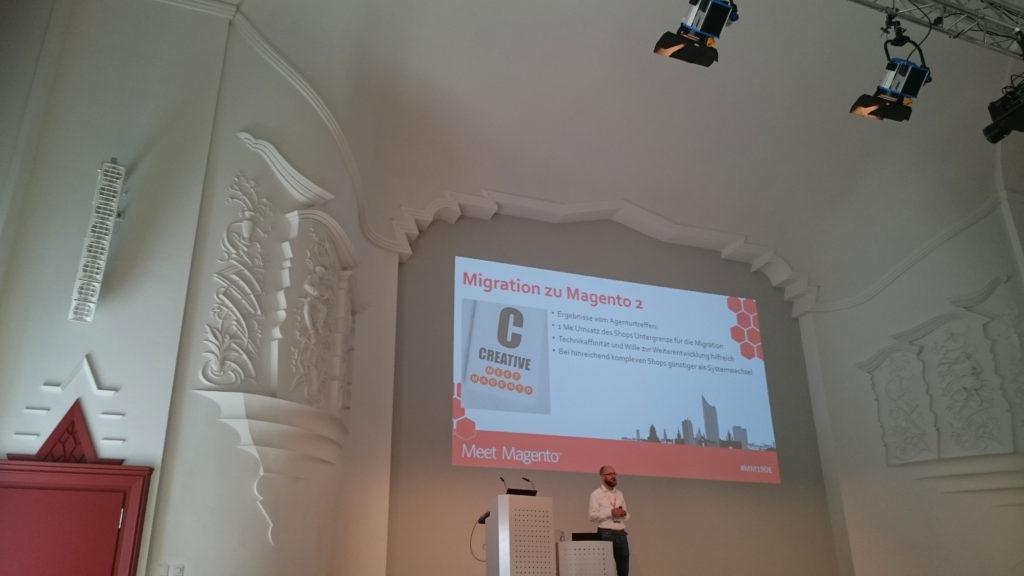 Meet Magento 2019 Vortrag