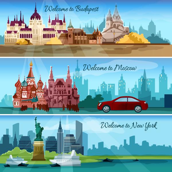 Verschiedene Länder verschiedene Texte
