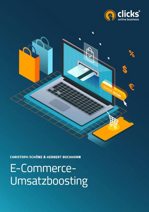 Deckblatt E-Commerce-Umsatzboosting