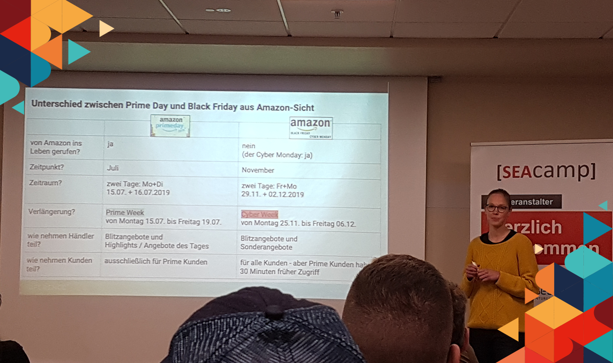 SEAcamp Amazon Ads 2019