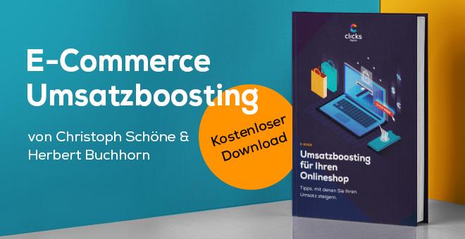 Clicks E-Book Umsatzboosting