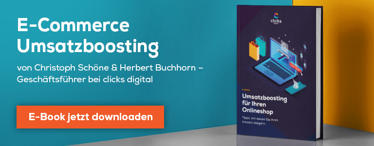 E-Book Umsatzboosting E-Commerce