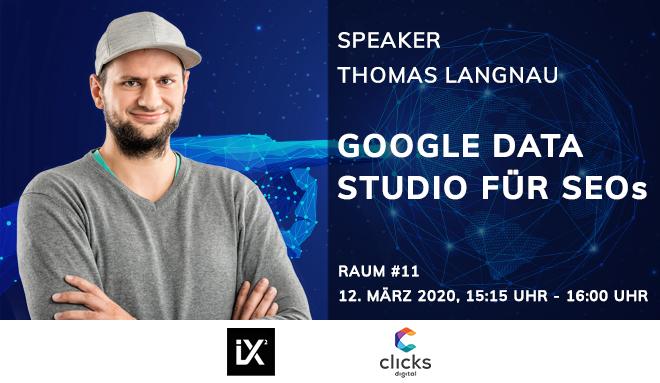 Thomas Langnau, Webanalyse clicks digital GmbH