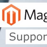 Supportende Magento 1