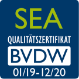 SEA BVDW Zertifikat