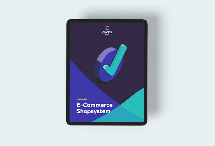 Vorschau Checkliste Shopsystem