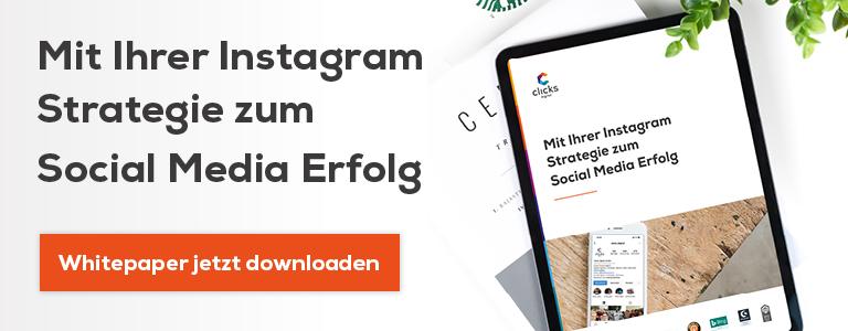Whitepaper Instagram Strategie zum Social Media Erfolg